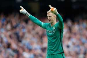 Joe Hart - Man City