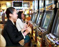 gaming slot machines