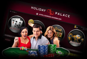 how to play holiday palace casino