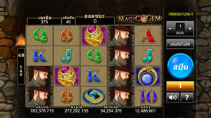 example magic gem slot